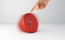 "Будильник ""GRAVITY CONTROLLED CLOCK"""